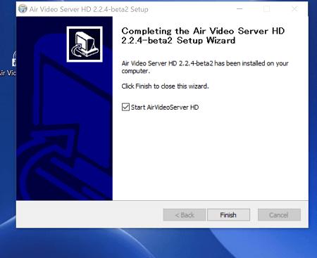 Air Video Server HD のダウンロード画面3