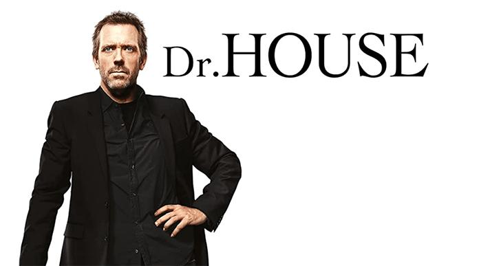 海外ドラマ「ドクターハウス」