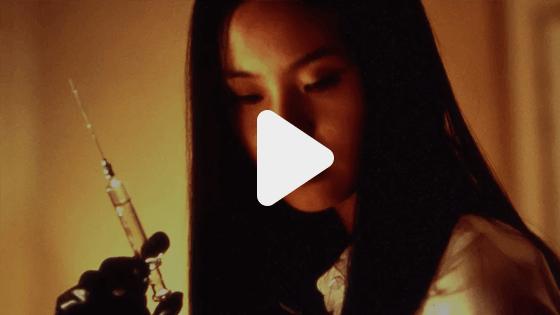 オーディションの動画再生