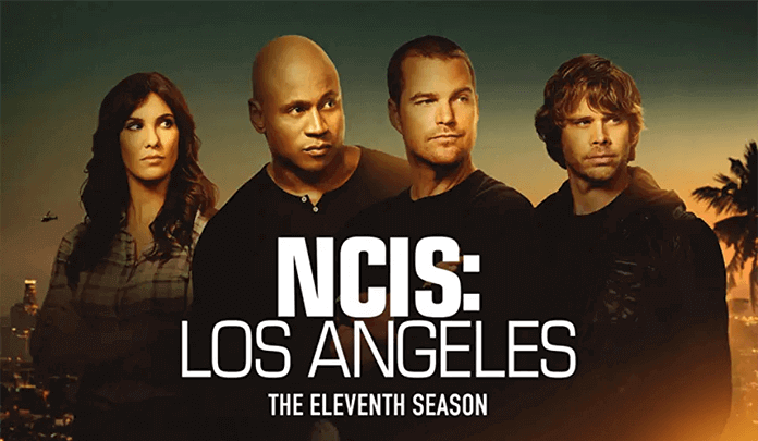 NCIS:LA ~極秘潜入捜査班のトップ画像