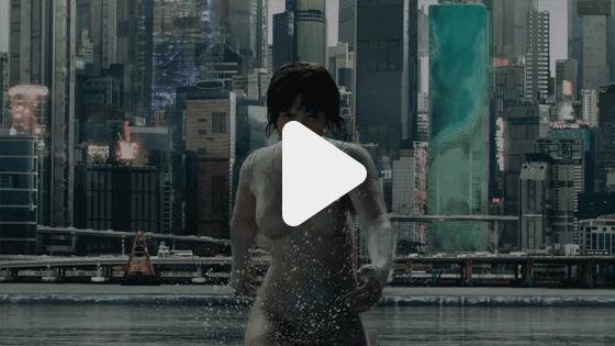 ゴースト・イン・ザ・シェルの動画再生